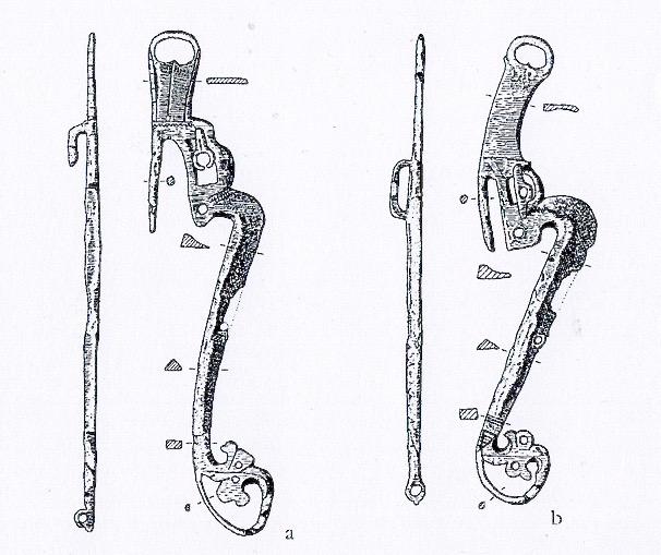 Burg Stuer,Archäolog.Grabung,1980er,Weckwerth,Schocknecht, Arch.Berichte M-V.1999,Bh3,