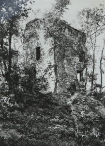 Burg Stuer, Postkarte 1.Drittel 20. Jh.