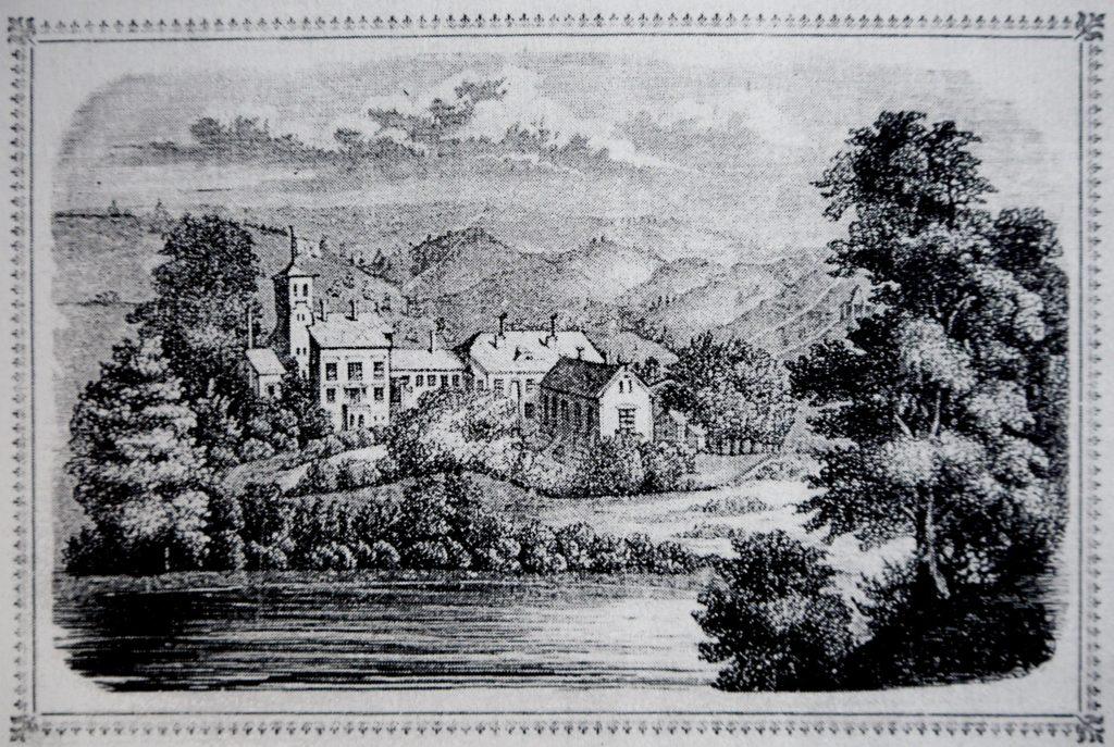 Wasserheilanstalt Bad Stuer, letzte Jahrzehnte 19.Jh.