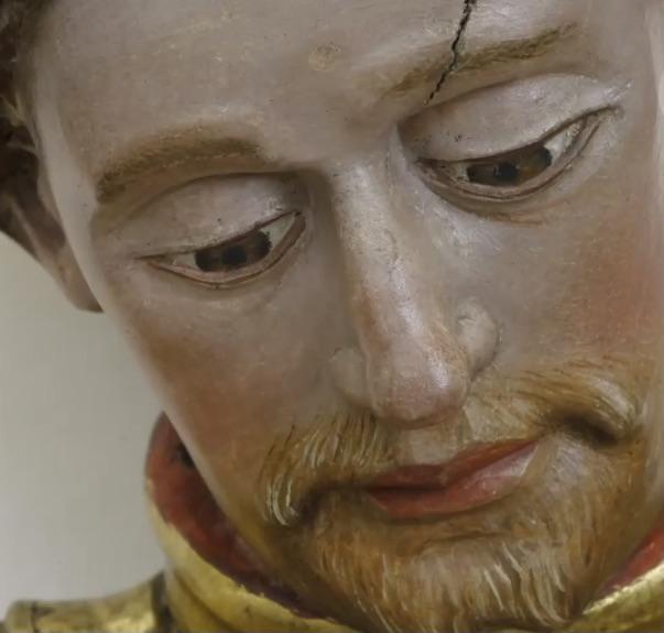 Goldene Tafel Lüneburg um 1440, Detail