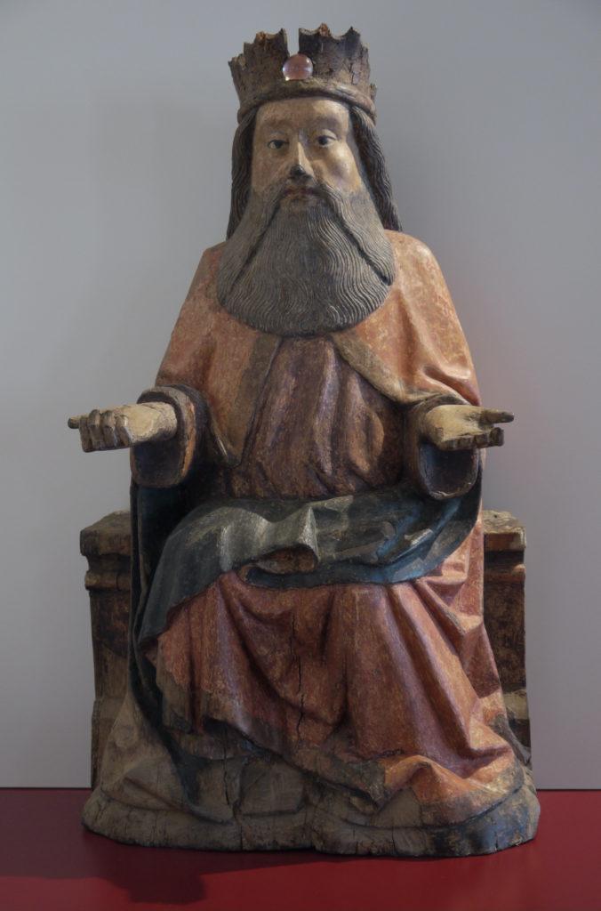 Gott, 15.Jahrhundert, Kulturhistorisches Museum Rostock